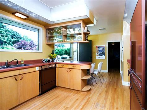 Retro Kitchen Cabinets Pictures, Ideas & Tips From Hgtv