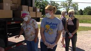 Food Distribution Makes A Big Impact In A Small Community