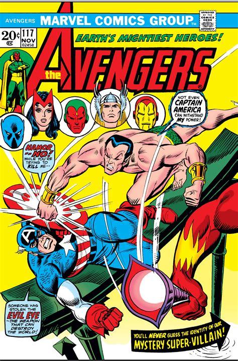 Avengers (1963) #117 | Comic Issues | Marvel