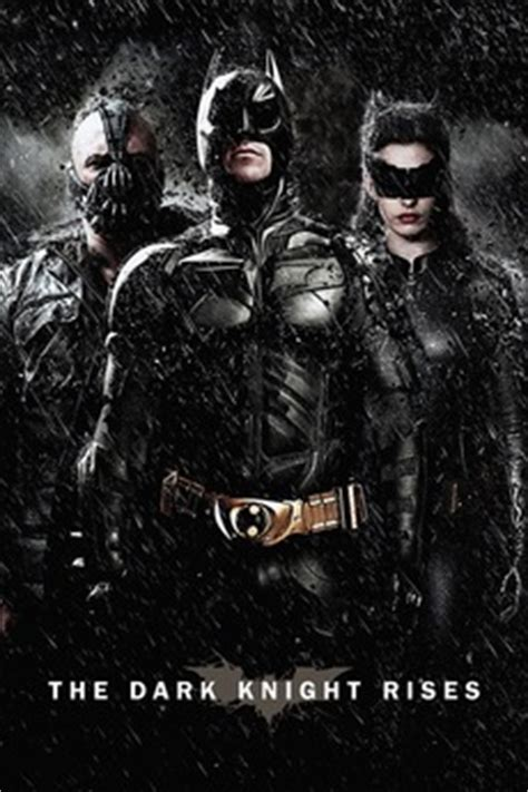 dark knight rises  directed  christopher