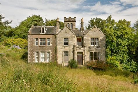 country mansion scottish country house is the ultimate fixer upper for 258k curbed