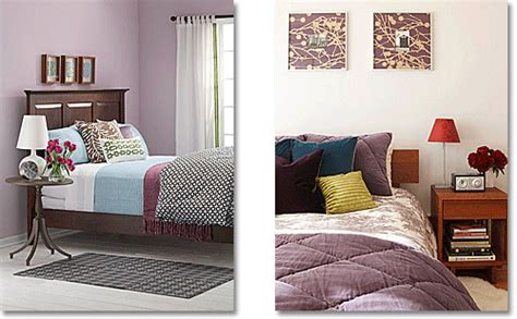 Purple Bedrooms, From Regal To Rustic Dunn Edwards Paint Colors Exterior How To Make Texture Sandtex Colours Texturing Interior Tile Trim Painting Tips Asian Paints Textures