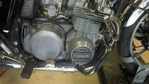 Kz750h Oil Change