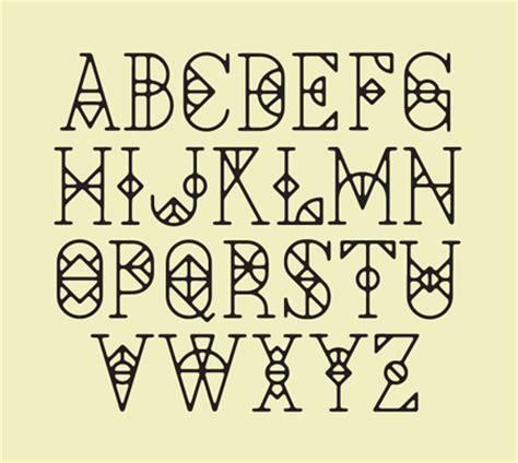 typographic work by david mcleod