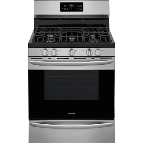 Frigidaire Gallery 30 in. 5.0 cu. ft. Gas Range with Self