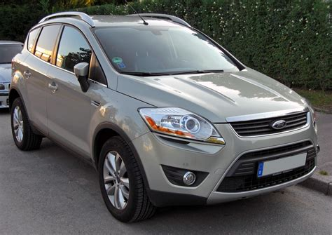 Ford Kuga Pictures Information And Specs Auto