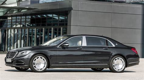 mercedes maybach s600 hd wallpapers free