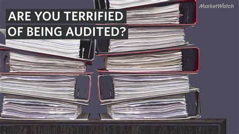 terrified tax audit avoid irs red flags