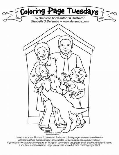 Coloring African American Pages History Printable Month