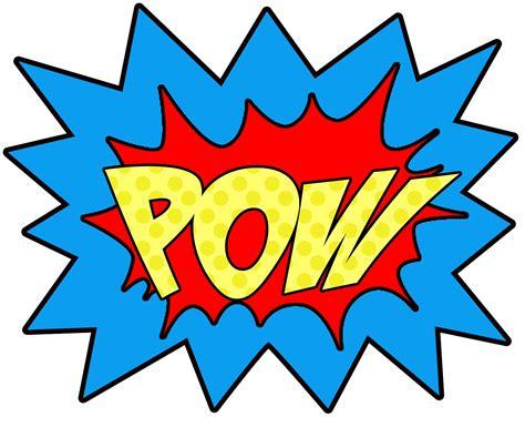 Batman Pow Bam Graphics