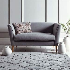 Compact Sofas Stylish Compact Sofas For Small Rooms E