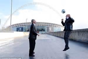 FA Cup final 2014: Arsenal v Hull - Wembley Way Golden ...
