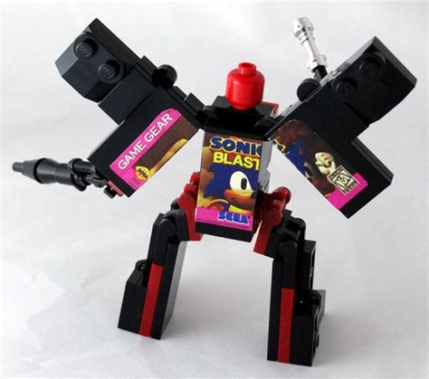 legosaurus gearhead sega game gear lego transformer