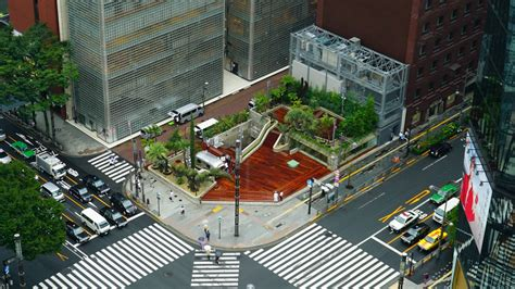 ginza sony park official tokyo travel guide tokyo