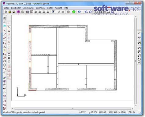 3d Zeichenprogramm Haus Kostenlos by Vizadoocad Start 2 3 Windows Bei