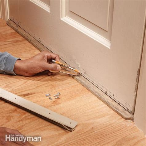 replace  weather strip  family handyman