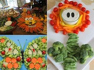 Gemüse Für Kinder : gem se f r kindergeburtstag rezepte ideen und garnituren ~ A.2002-acura-tl-radio.info Haus und Dekorationen