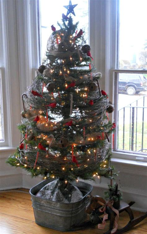 christmas tree in galvanized tub 553 best images about christmas on pinterest paper trees trees and stockings