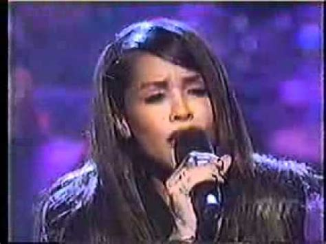 aaliyah how could the one i gave my to live youtube