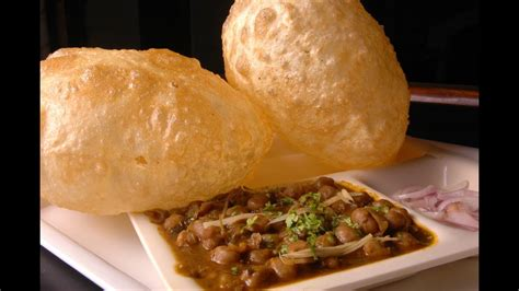 Chole bhature cost you per plate 63rs in this restaurant. Mouthwatering Chole Bhature   North Indian Street Food ...