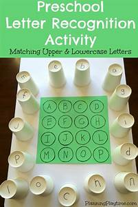 preschool letter recognition activities planning playtime With letter recognition games