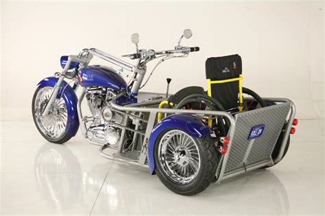 Trikes, Disabled Riders, Modifications, Parts, Accessories