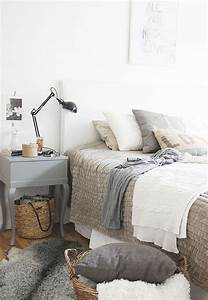 Cozy, Neutral, Bedroom, Love, That, Khaki