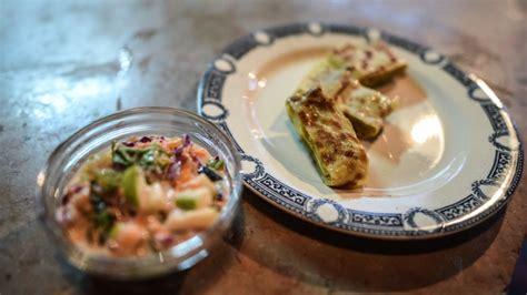 cuisine nantaise unhcr refugee food festival has european diners asking