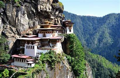 Landlocked Country Asia Kingdom Bhutan