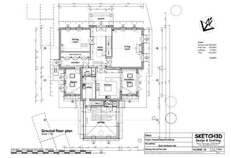 exle self build 7 bedroom farm house