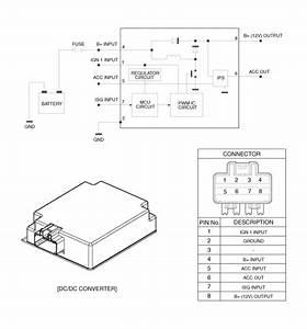 Kia Forte  Dc  Dc Converter Circuit Diagram