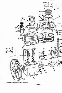 Speedaire Parts 3z492a Pump