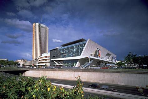 extension du palais des congrès christian de portzarc