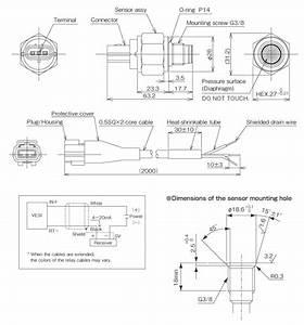 Miniature Pressure Transmitter For Flush Type    Middle