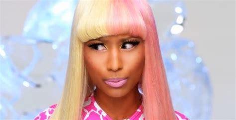 Half And Half Nicki Minaj Hairstyles Nicki Minaj Nikki Manaj