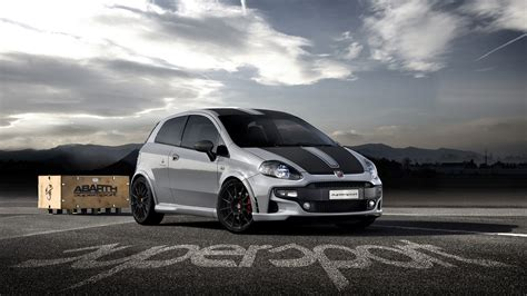 fiat abarth punto evo wallpapers hd images wsupercars