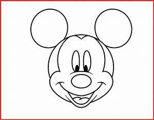 Mickey Mouse Kopf Malvorlagen Rooms Project Rooms Project