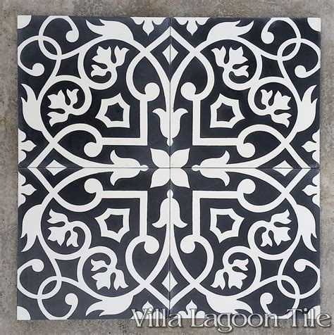 black and white cement tiles pictures to pin on