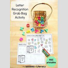 25+ Best Ideas About Letter Recognition Kindergarten On Pinterest  Letter Of Recognition