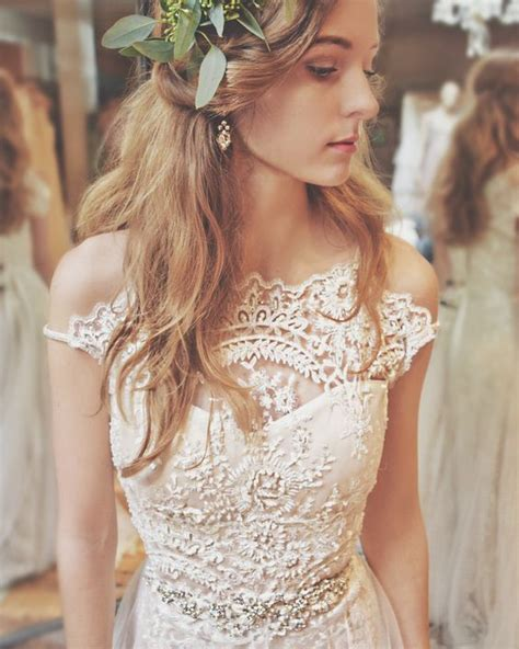 17 Best Ideas About Lace Wedding Dresses On Pinterest