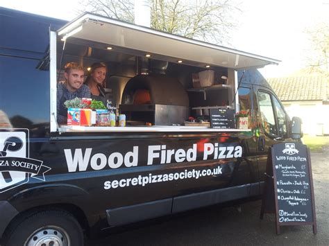 mobile pizza secret pizza society food bringing great wood