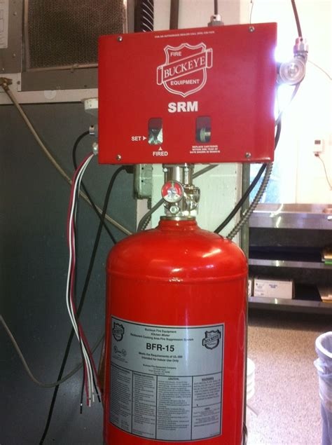 paint booth kitchen ansul fire suppression system service
