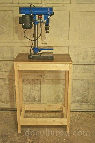 benchtop tool table  drill press drill press stand