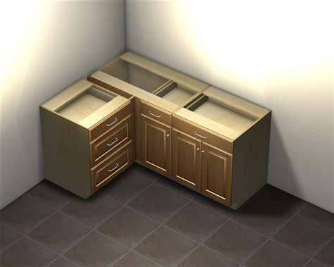 unfinished blind corner base cabinet unfinished oak blind corner base cabinet mf cabinets