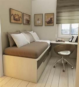 Ideen Für Kleine Schlafzimmer : kleines zimmer einrichten ideen ~ Lizthompson.info Haus und Dekorationen