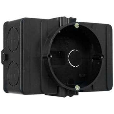 doppelsteckdose in einer unterputzdose unterputzdosen schalterdose setzen hohlwanddose tipps