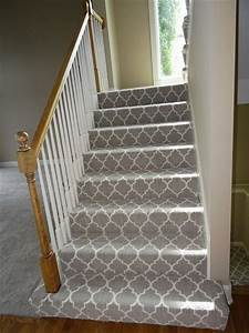 Patterned carpet carpets and carpet on stairs on pinterest for Patterned carpet on stairs