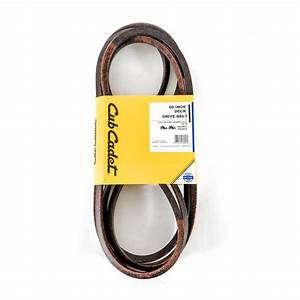 Cub Cadet 60 In  Deck Drive Belt For Z