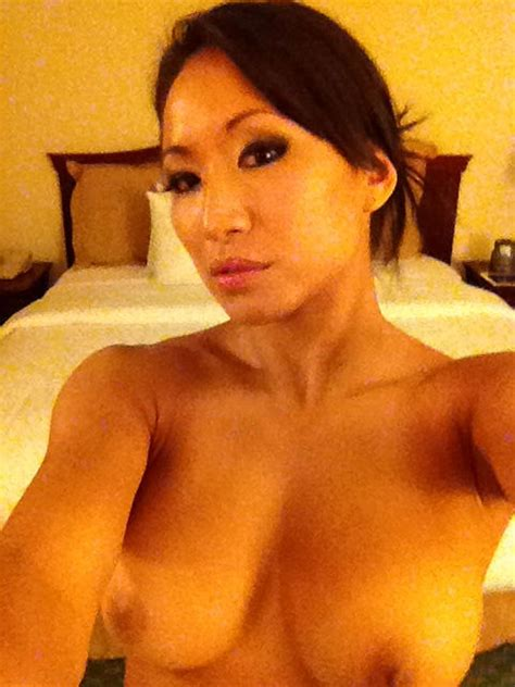 Gail Kim Robert Irvine Leaked Nude Private Photos