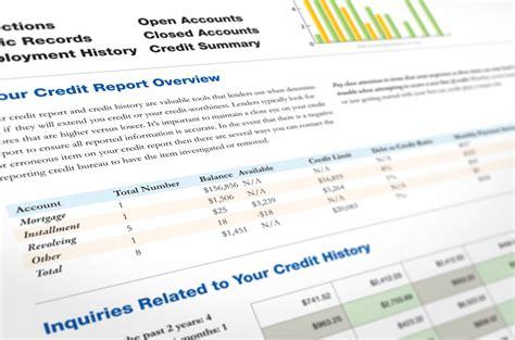 three bureau credit report who are the three major credit bureaus
